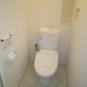 トイレ新品入れ替え完了